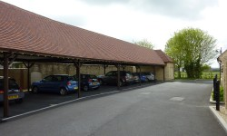 Carports at Abbeymead Court
